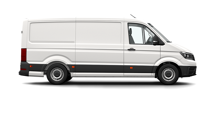 Crafter Van MWB TDI340 8 Speed Auto