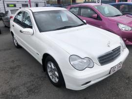 2003 Mercedes-Benz C-class W203 MY03 C180 Kompressor Classic Sedan