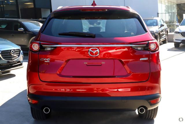 2019 Mazda CX-8 KG Asaki Suv Image 3