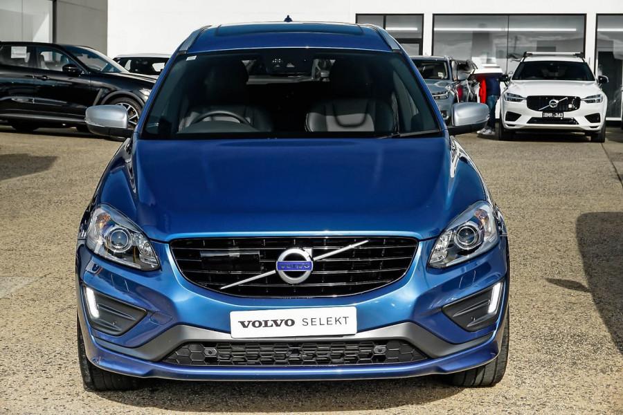 2016 Volvo XC60 (No Series) MY17 T5 R-Design Suv