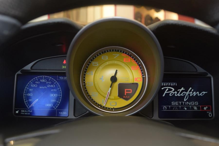 2018 Ferrari Portofino Convertible Mobile Image 13