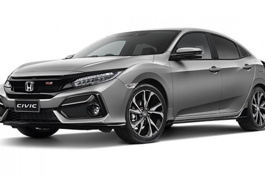 2020 Honda Civic Hatch RS