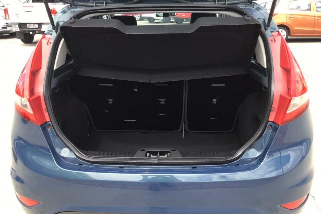 2009 Ford Fiesta WS CL Hatchback Image 5