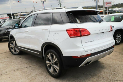 2020 MY0  Haval H6 (No Series) LUX Suv Image 4