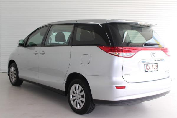 2015 MY13 Toyota Tarago ACR50R MY13 GLI Wagon Image 4