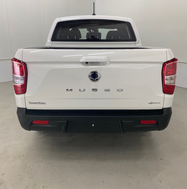 2020 MY20.5 SsangYong Musso Q200 Ultimate Utility Image 5