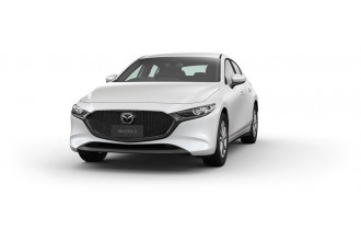 2020 MY21 Mazda 3 BP G20 Pure Hatchback Image 3