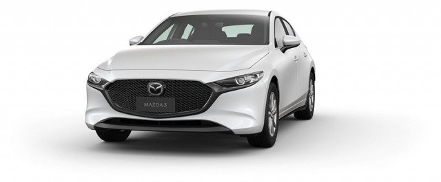 2020 MY21 Mazda 3 BP G20 Pure Other Mobile Image 3