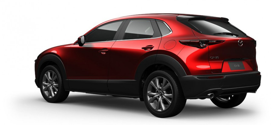 2020 Mazda CX-30 DM Series G20 Evolve Wagon Image 18