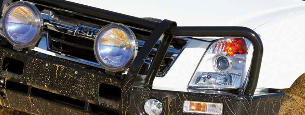 TJM 4x4 equipped Tamworth - Isuzu UTE Accessories