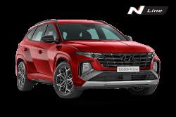 Hyundai Tucson N-Line NX4.V1