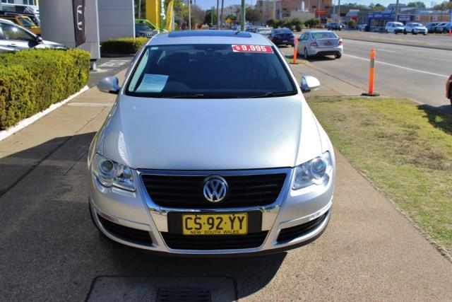 2008 MY09 Volkswagen Passat Type 3C  125TDI Sedan Image 3