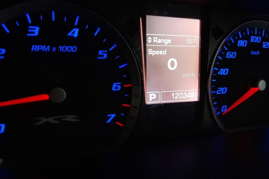 2013 Ford Falcon FG XR6 Sedan