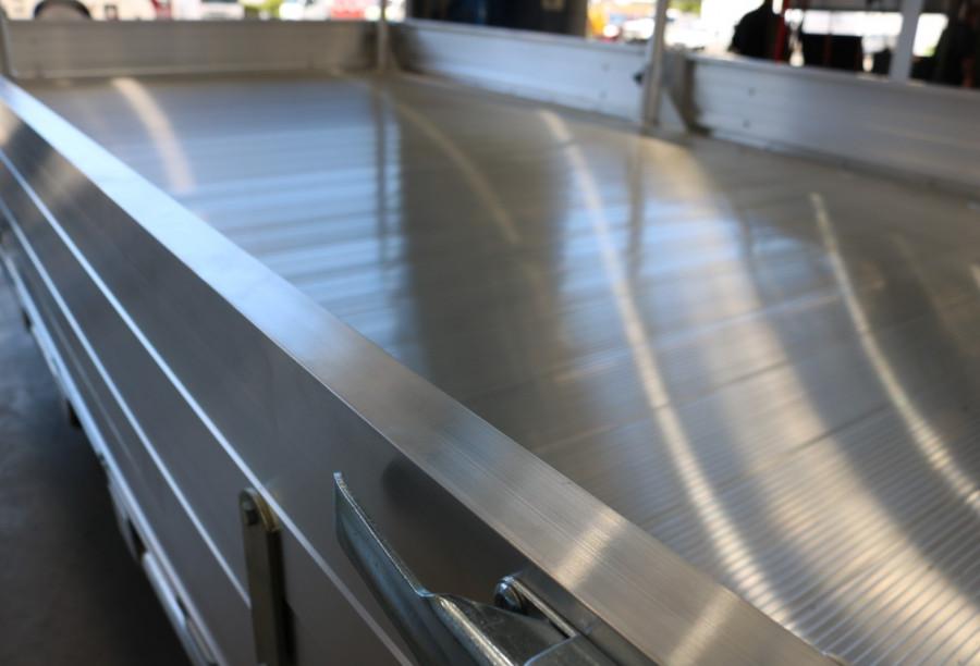 2021 Fuso Canter TRADIE TRAY 515 Wide Tradesman Tray Tray