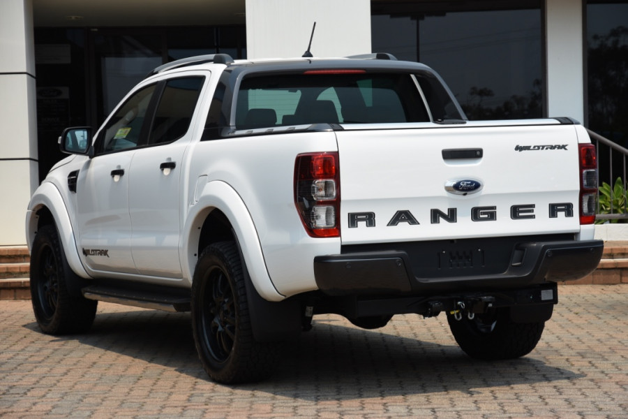 2019 MY19.75 Ford Ranger PX MkIII 4x4 Wildtrak Double Cab Pick-up Ute