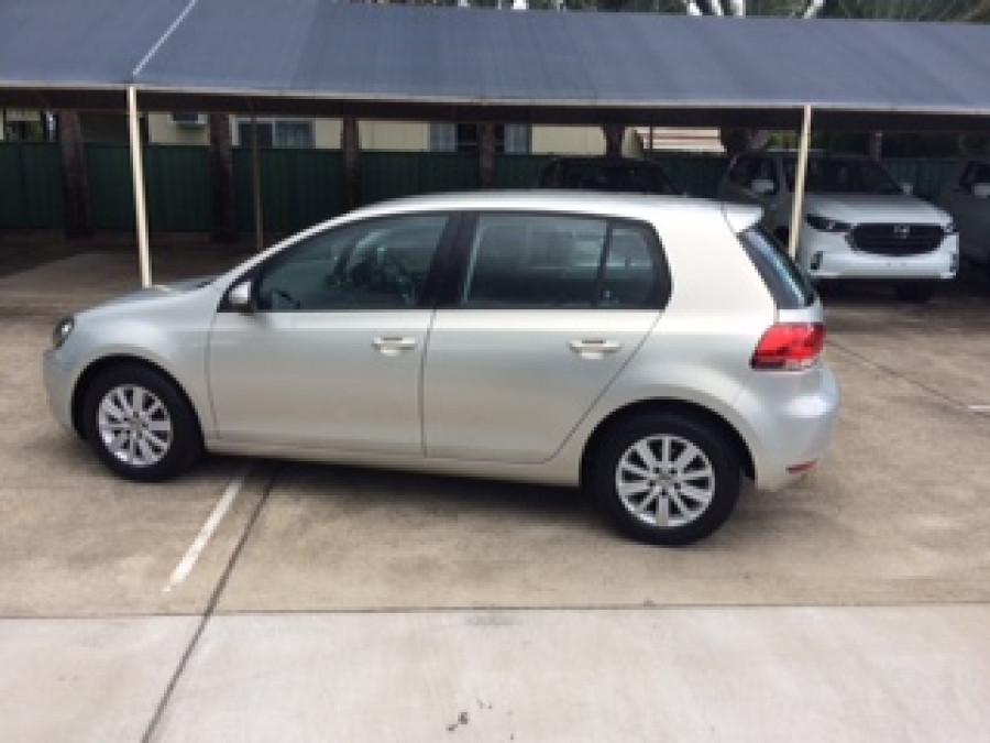 2012 Volkswagen Golf VI MY13 90TSI Hatchback Image 4