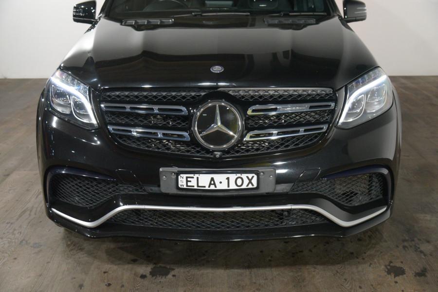 2016 Mercedes-Benz Gls 63 4matic