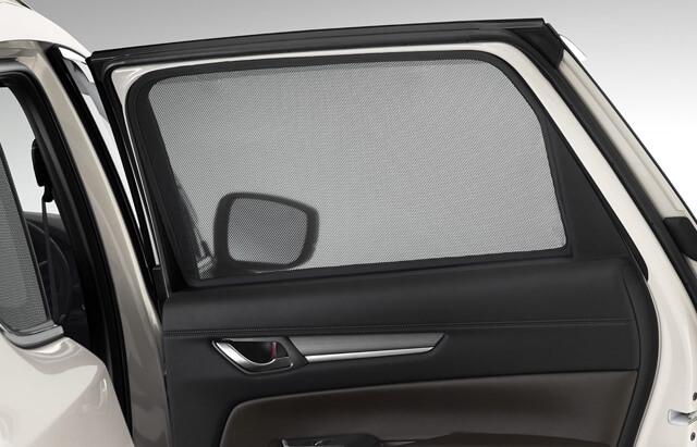 Rear Window Shades