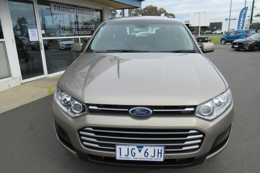 2014 Ford Territory SZ MKII TX Wagon
