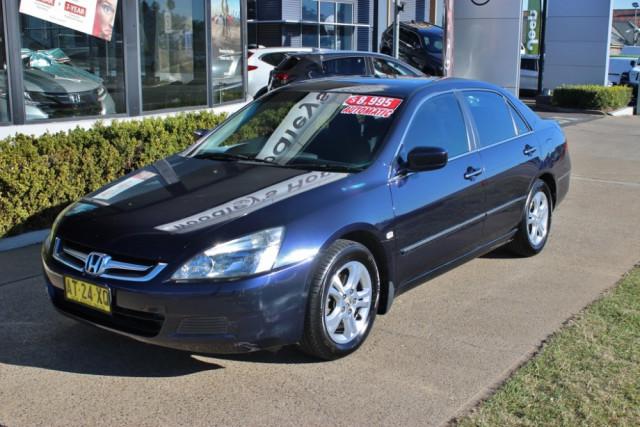2007 Honda Accord 7th Gen  VTi Sedan