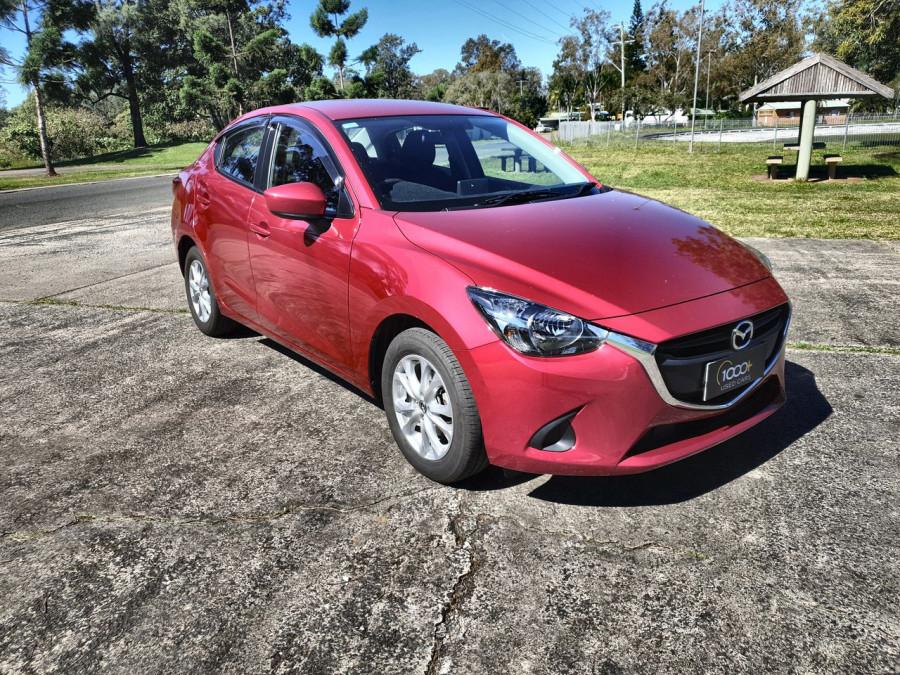 2015 Mazda 2 DL2SAA Maxx Sedan Image 1