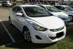 Hyundai Elantra Active MD2