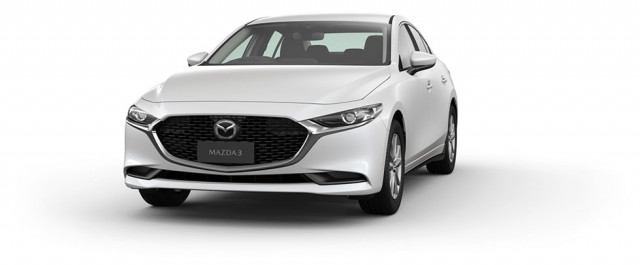 2020 Mazda 3 BP G20 Pure Sedan Sedan Mobile Image 3