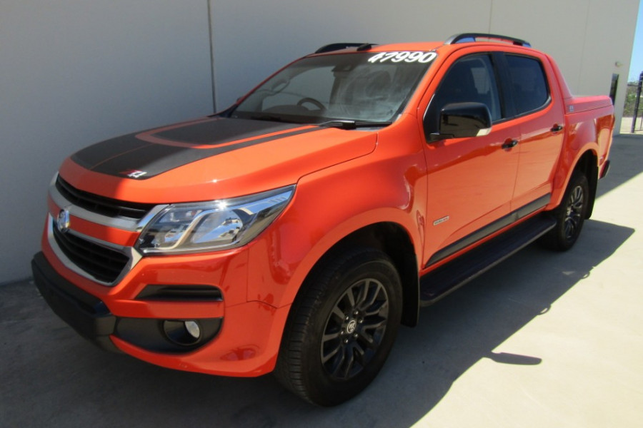 2018 MY19 Holden Colorado RG MY19 Z71 Utility Image 21