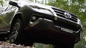 Fortuner Total durability