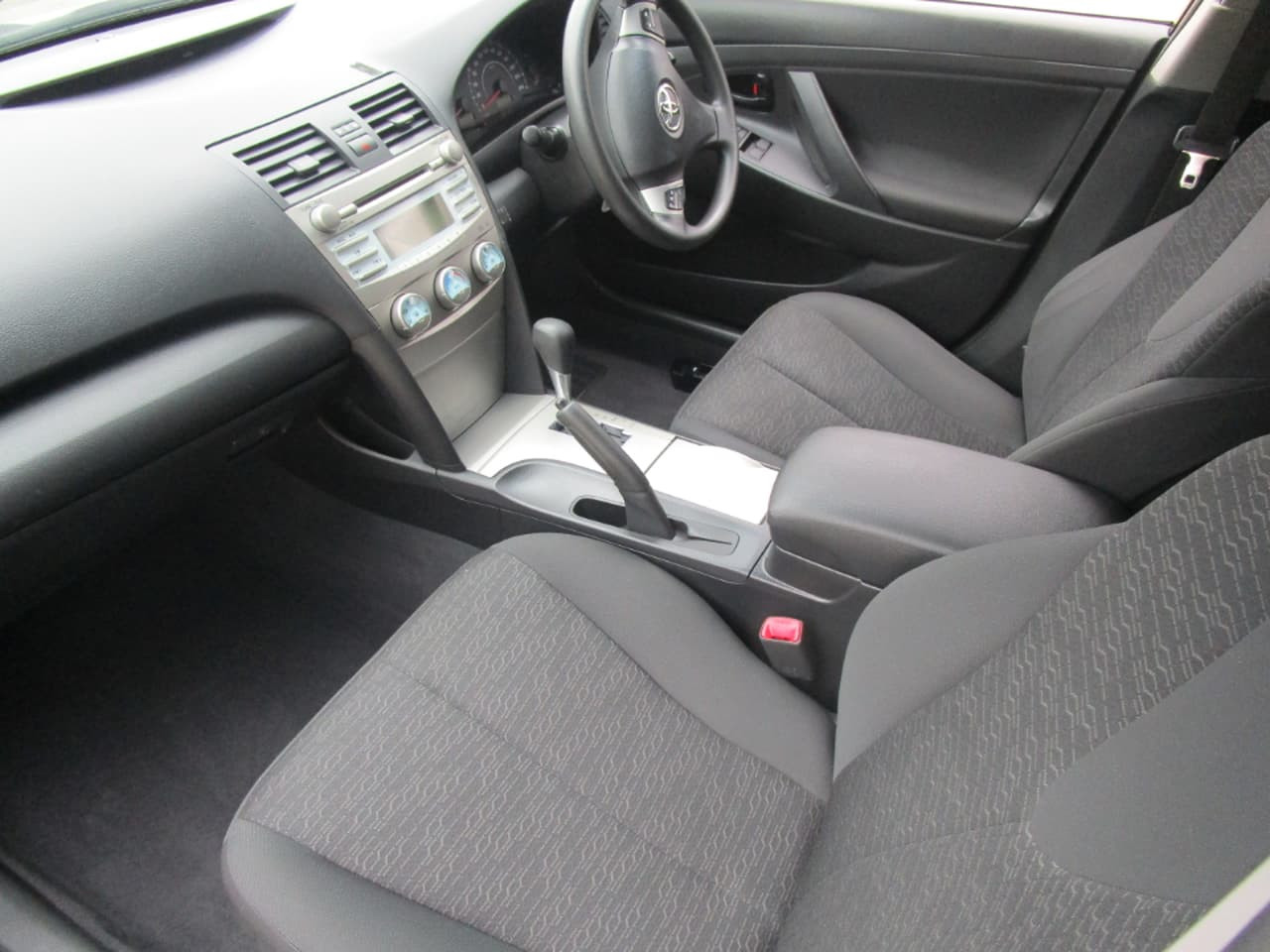 2010 Toyota Camry ACV40R MY10 ALTISE Sedan