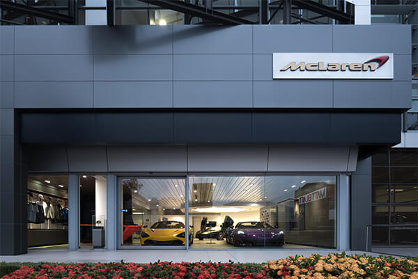 About McLaren Sydney