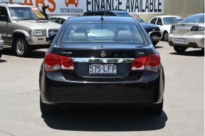 2011 Holden Cruze JG CDX Sedan Image 3