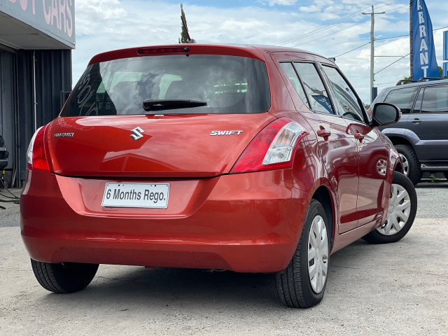 2012 Suzuki Swift FZ GL Hatchback Image 2