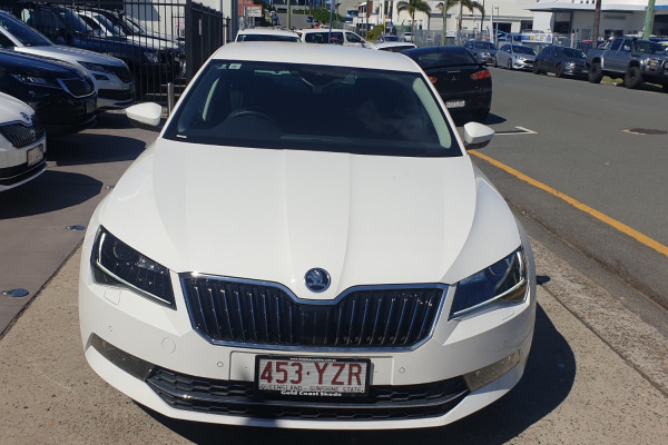 2018 MY19 Skoda Superb NP 162TSI Sedan Sedan Image 2