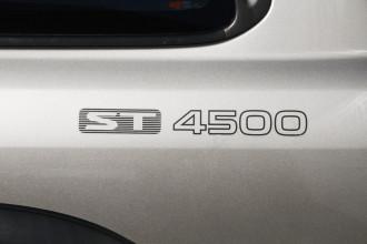 2001 Nissan Patrol GU II ST Suv Image 5