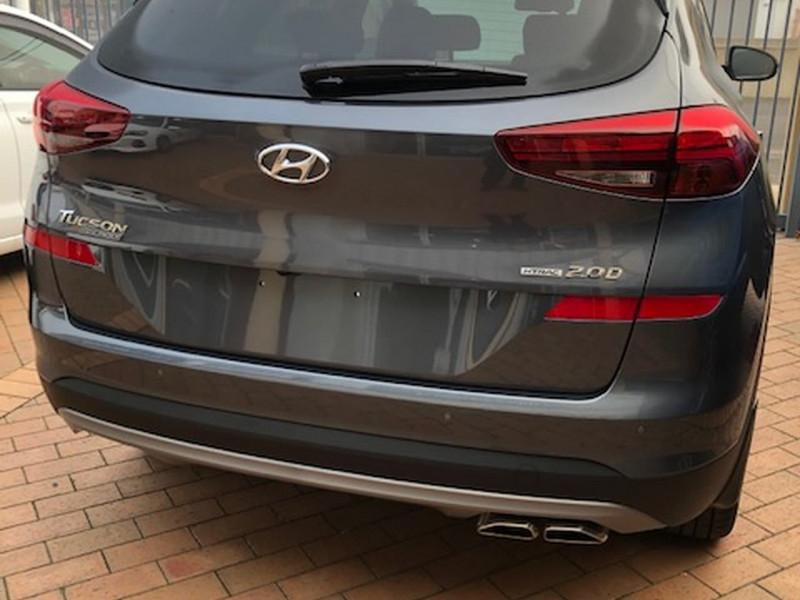 2019 Hyundai Tucson TL3 MY19 Highlander Suv