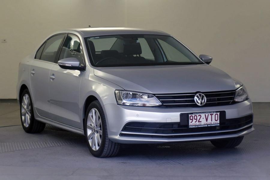 2014 Volkswagen Jetta 1B 118TSI Sedan