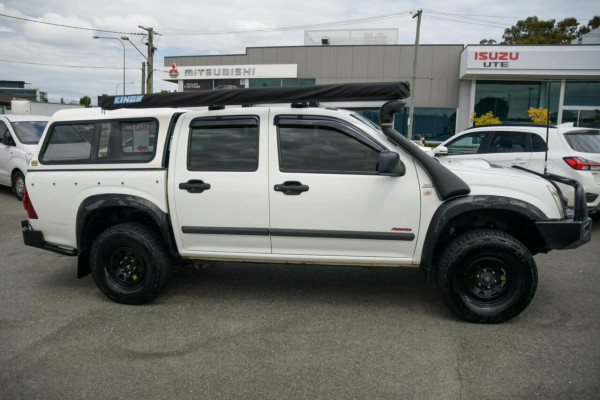 2007 Holden Rodeo RA MY07 LX Crew Cab Cab chassis Image 5