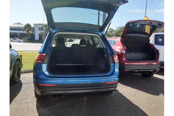 2016 MY17 Volkswagen Tiguan 5N  110TSI Trendline Suv Image 5