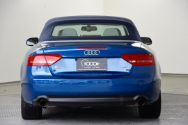 2010 Audi A5 8T MY10 Cabriolet Image 5