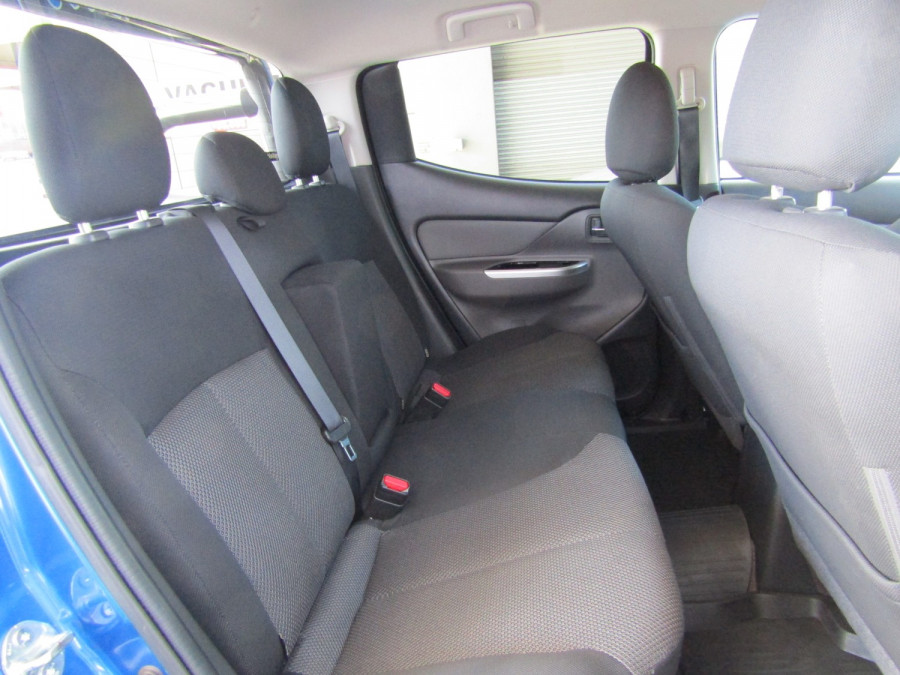2018 Mitsubishi Triton MQ GLS Double Cab Pick Up 4WD Dual cab Image 18