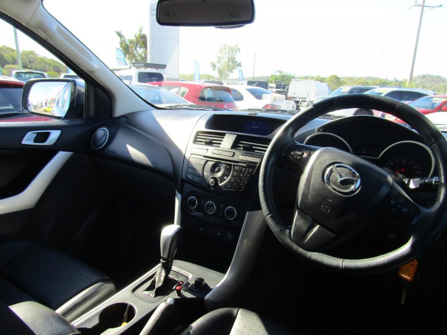 2012 Mazda BT-50 UP0YF1 GT Utility Image 12