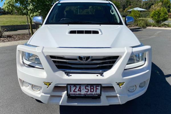 2012 Toyota HiLux KUN26R  SR5 Utility