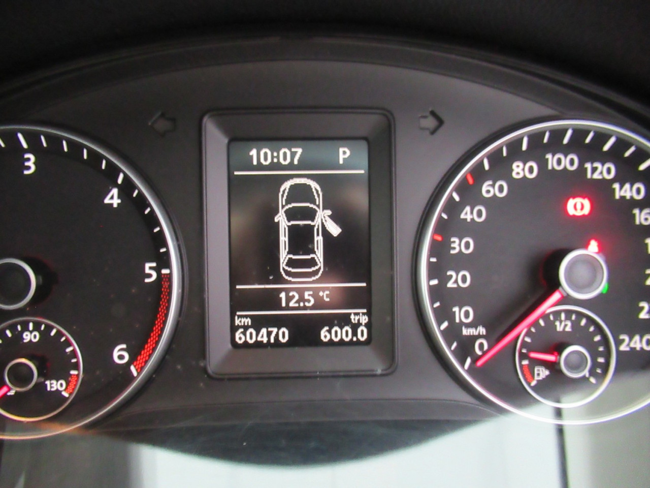 2010 Volkswagen Jetta 1KM MY10 103TDI Sedan Image 23