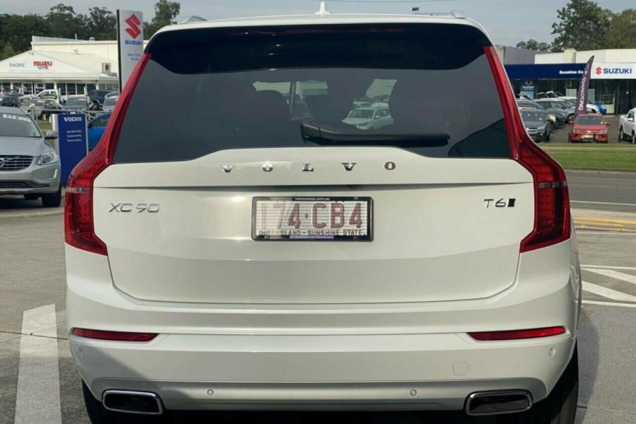 2021 Volvo XC90 L Series T6 Momentum Suv Image 6