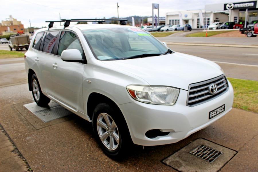 2010 Toyota Kluger GSU40R KX-R Suv