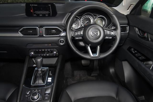2019 Mazda CX-5 KF Touring Suv Image 5