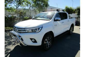 2017 Toyota Hilux GUN126R SR5 Double Cab Utility Image 3