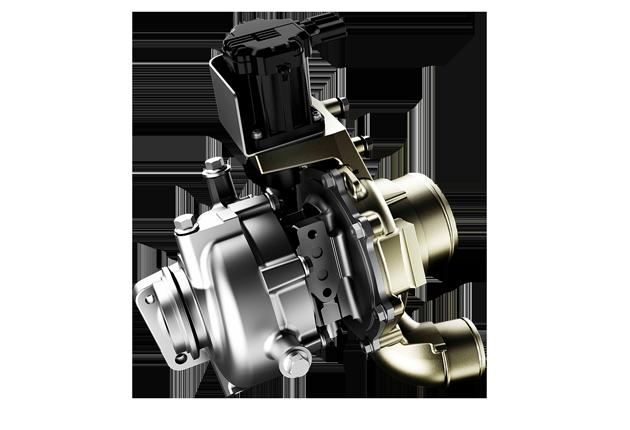 Turbocharged Image