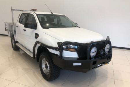 2017 Ford Ranger PX MkII Turbo XL 4x4